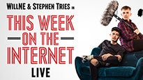 WillNE and Stephen Tries Presents This Week On The Internet Live