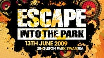 Escape To the Park Tickets