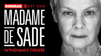Madame De Sade - Donmar West End Season Tickets
