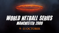 Netball World Series 2009 Tickets