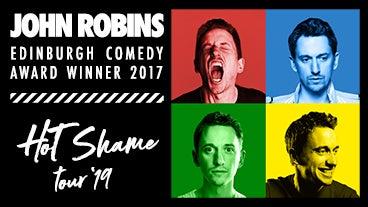 John Robins: Hot Shame