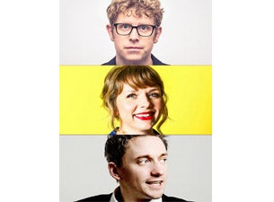 Cracking Comedy In Aid of Women and Children First