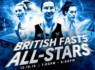 British Fast5 All Star Championships 2019