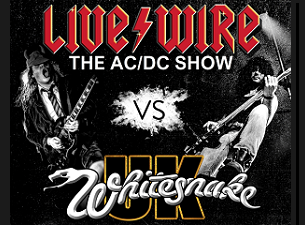 For Those About To Rock 2020 - Livewire Ac/DC VS Whitesnake