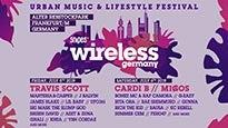 Wireless Germany - Day-Ticket Saturday (JULY 6th 2019)