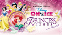 Disney On Ice: Princess Wishes Tickets