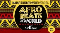Afrobeats To the World