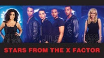 Family Night - X Factor Concert Tickets