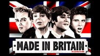 Made In Britain Tickets