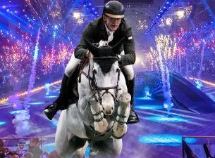 Liverpool International Horse Show VIP