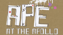 Ape @ the Apollo Tickets