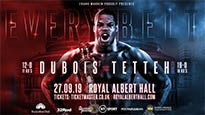 Frank Warren Presents Championship Boxing: Dubois V Tetteh