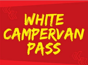Reading Festival 2020 - White Weekend Campervan Pass