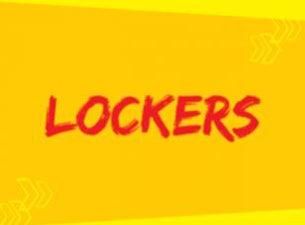 Leeds Festival 2020 - Lockerhouse Lockers