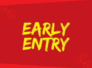 Reading Festival 2020 -  Early Entry Pass