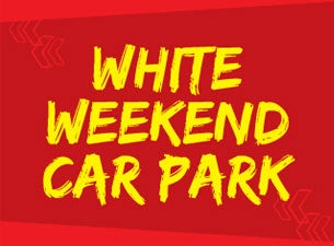 Reading Festival 2020 - White Weekend Car Park Pass