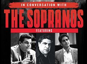 In Conversation with the Sopranos - VIP Meet & Greet