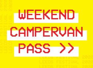 Leeds Festival 2020 - Weekend Campervan Pass