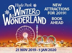 Hyde Park Winter Wonderland - Magical Ice Kingdom