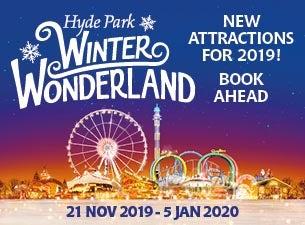 Hyde Park Winter Wonderland - Mr. Men and Little Miss - the Show