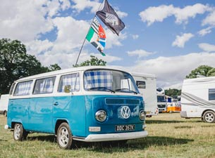 Rewind Festival South - Standard Campervan