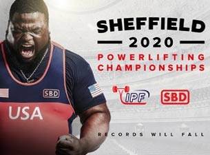 International Powerlifting Competition - Sunday
