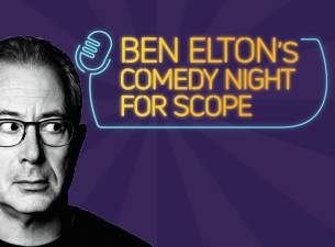 Ben Elton's Comedy Night for Scope