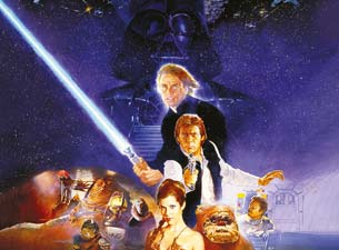 Star Wars: Return of the Jedi Live in Concert