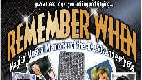 Remember WhenTickets
