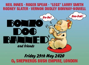 The Bonzo Dog Banned