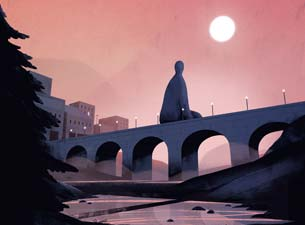 Distant Voices Presents a Giant On the Bridge