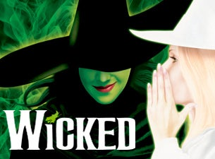 WICKED: The Hit Musical Tickets