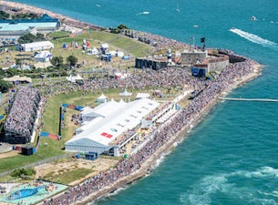 Emirates America's Cup World Series Portsmouth Race Village Fanzone