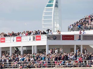 Emirates America's Cup World Series Portsmouth - Grandstand