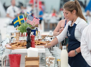 Emirates America's Cup World Series Portsmouth - Emirates Lounge