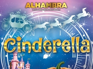 Alhambra Theatre Trust Presents Cinderella