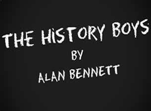 The History BoysTickets