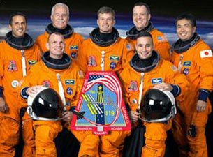 An Audience with the Crew of Discovery Space Shuttle - Mission 119Tickets
