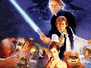 Star Wars: Return of the Jedi Live In Concert