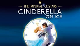 Cinderella On Ice Tickets