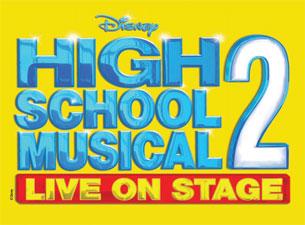 Disney's High School Musical 2Tickets