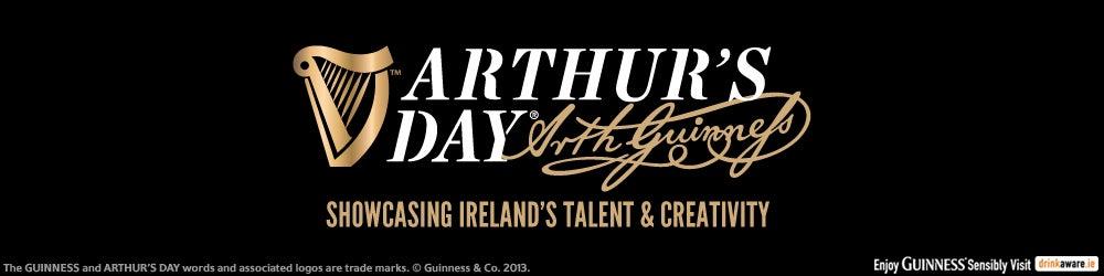 Arthur's Day 2013