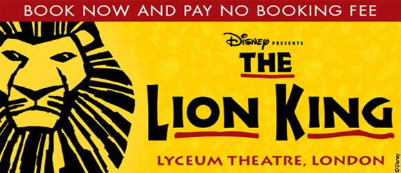 Lion King Uk Tour Manchester Tickets