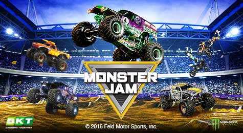 More info aboutMonster Jam 2018