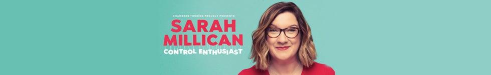 Sarah Millican - Control Enthusiast (2018)