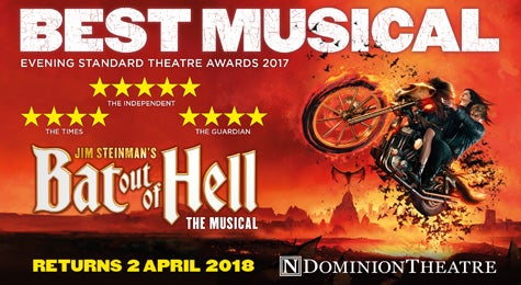 More info aboutBat Out of Hell