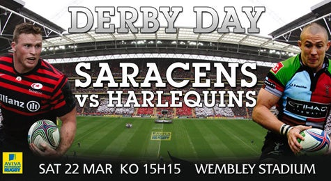 More info aboutSaracens v Harlequins