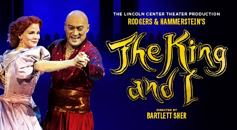 More info aboutThe King and I