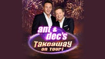 Ant and Dec's Takeaway On Tour