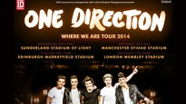 meet and greet one direction 2014 price